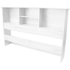 Oslo Wood Bookcase Headboard