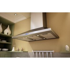 "Essentials Europa Venezia 29.94"" 715 CFM Ducted Wall Mounted Range Hood"