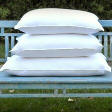 Down and Feather Compartment Pillow