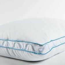 Swirl Pattern Feather/Down Filled Pillow