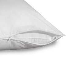 Anti-Allergy Clean Pillow Protectors (Set of 2)