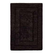 Archangel Ultra Soft Rectangular Embossed Solid Bath Mat