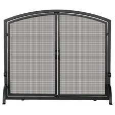 Uniflame 1 Panel Wrought Iron Screen