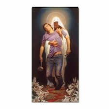 Forgiven Graphic Art on Canvas