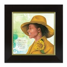 Virtuous Woman Framed Graphic Art