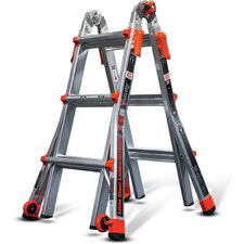 11 ft Aluminum Velocity Multi-Position Ladder