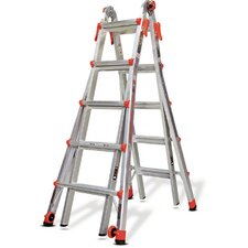 22 ft Aluminum Velocity Multi-Position Ladder