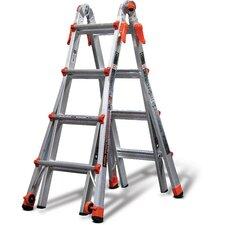 17 ft Aluminum Velocity Multi-Position Ladder