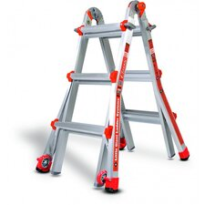 13 ft Aluminum Classic Model 13 Type 1A Multi-Position Ladder