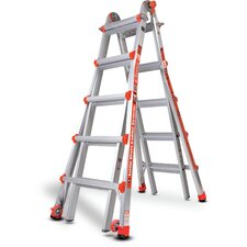 22 ft Aluminum Classic Model 22 Type 1A Multi-Position Ladder