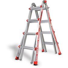 17 ft Aluminum Alta-One Type 1 Multi-Position Ladder