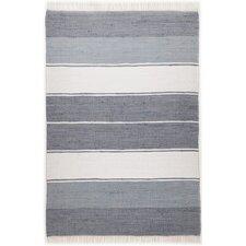 Handgewebter Teppich Happy Design in Bunt