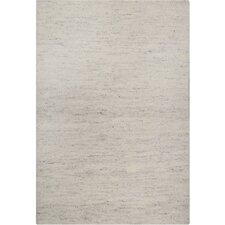 Handgefertigter Teppich Imaba Super in Beige