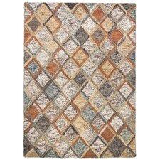 Handgetufteter Teppich Kapaa
