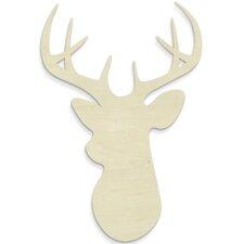 Deer Head Wall Décor