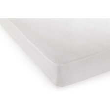 Tranquility Waterproof and Breathable Crib Mattress Protector (Set of 2)