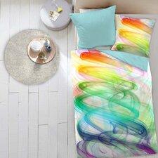 Bettwäsche-Set Colour Rush aus 100% Mako-Baumwolle