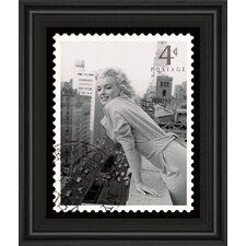 Movie Stamp I by Jane Slivka Framed Photographic Print