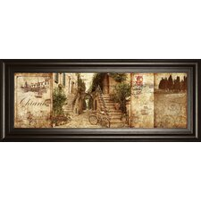 Tuscany by Keith Mallet Framed Graphic Art
