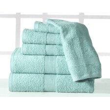 Supersoft Plush 6 Piece Towel Set