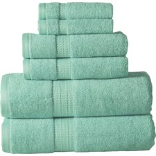 Casa Platino 6 Piece Towel Set