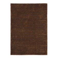 Handgewebter Innentepich Antica in Braun