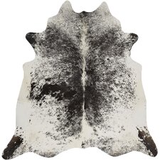 Natural Cowhide Salt/Pepper Area Rug