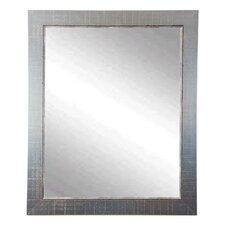 Antique Nickel Silver Vanity Mirrors