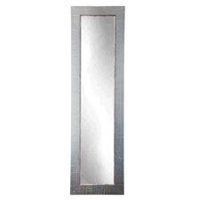 Designers Choice Antique Silver Tall Floor Mirror