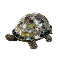 """Turtle 5.5"""" H Table Lamp with Novelty Shade"""