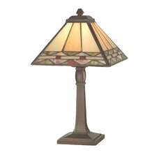 """Slayter 13.75"""" H Table Lamp with Empire Shade"""