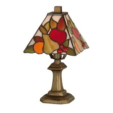 """Fruit Mini 11"""" H Table Lamp with Empire Shade"""