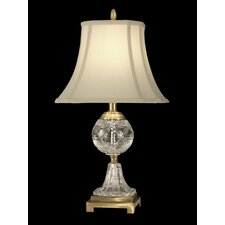 """24"""" H Table Lamp with Bell Shade"""