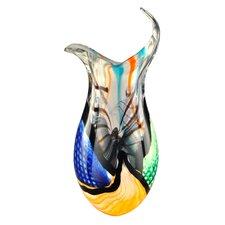 Spider Silk Vase
