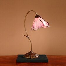 "Poelking 21"" H Table Lamp with Novelty Shade"