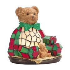 Noel Bear Night Table Lamp