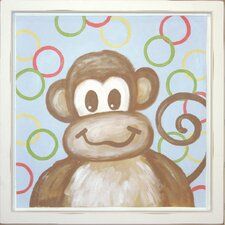 Monkey Deco Framed Art