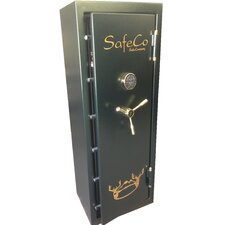 Electronic Lock Commercial Gun Safe 5.8 CuFt