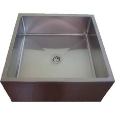 "33"" x 33"" Single ADA Service Utility Sink"