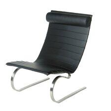 Poul Kjaerholm Style Lounge Chair