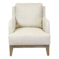 Alexander Linen Arm Chair
