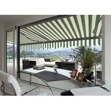 Electric Classic Semi-Cassette Awning