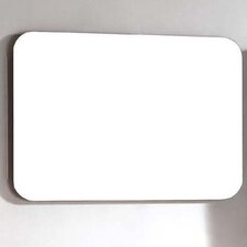 European Frameless Mirror