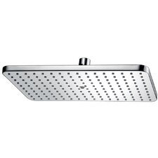 Single Function Rain Shower Head