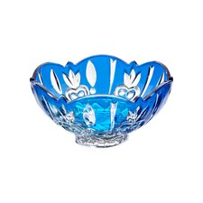 Crystal Case Large Candy Dish