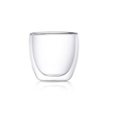 2 Oz. Double-Wall Espresso Cup (Set of 4)