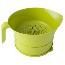 Strain and Save Kitchen Colander
