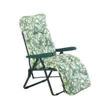 Deluxe Leaf Lounger with Cushion