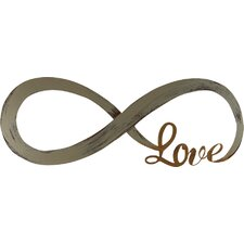 Infinite Love Wall Décor
