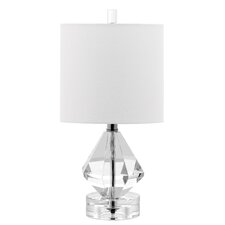 "Duchess 15"" H Table Lamp with Drum Shade"